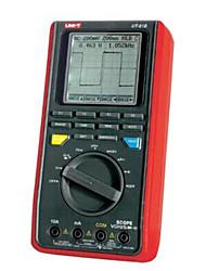 UT81B's oscilloscope multimeter
