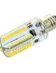 4W E11 Ampoules Maïs LED T 80 SMD 3014 320-360 lm Blanc Chaud / Blanc Froid AC 100-240 V 1 pièce