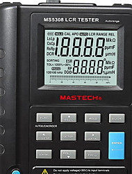 mastech ms5308 schwarz für Widerstand Kapazität Induktivität Tabelle