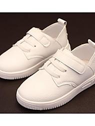 BOY-Sneakers alla moda-Comoda-Di pelle
