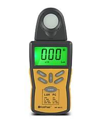 200kLux Digital Handheld Light Intensity Meter Lux Meter HoldPeak HP-881C
