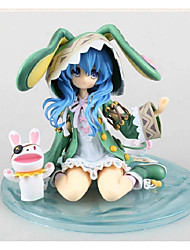 Date A Live Yoshino PVC 15cm Figures Anime Action Jouets modèle Doll Toy