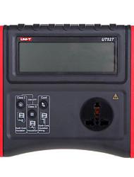UNI-T ut527 красный для сопротивления изоляции мегомметром