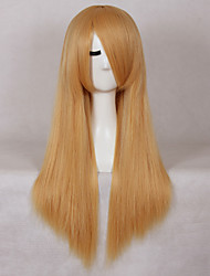 Hot Style Cosplay Colorfully Synthetic Top Quality Straight Wigs Hair
