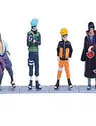 Naruto Sasuke Uchiha PVC One Size Figuras de Ação Anime modelo Brinquedos boneca Toy