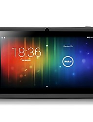 iRulu 7 дюймов Android 4.2 Таблетка (Quad Core 800*480 512MB + 8GB)
