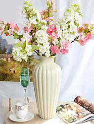 Silk Sakura Artificial Flowers Multicolor Optional 1pc/set