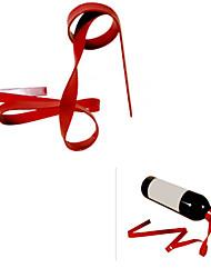 magie suspendu ruban casier à vin suspension vin debout fer nouveauté whisky bar stand de support porte-bouteilles de mariage pierre