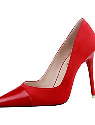 2016 Women High Heels Splice Sexy Pumps Bride Pointed Toe High Heels  Wedding Party Shoes Nightclub High heels