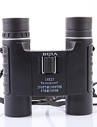 BIJIA 10 25 mm Binoculares HD BAK4Alta Definición / Alcance de la localización / Visión nocturna / Impermeable / Genérico / Prisma de