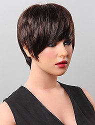 Human Hair Wig  Hair Short Wig 15 Colors to Choose