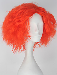 Cosplay Wigs Fairytale Movie Cosplay Orange Solid Wig Halloween / Christmas / New Year Male