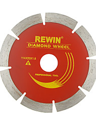 REWIN® TOOL Diamond Blade WJP-114R Suitable For High Hardness Materials, Granite, Marble, Ceramic Tile, Etc