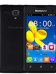 "Lenovo A396 4.0 "" Android 2.3 Smartphone 3G ( Single SIM Quad Core 2 MP 256MB + 512MB Noir / Rose / Blanc )"