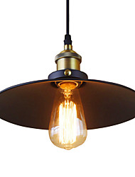 12in Max 60W Retro Designers Pendant Lights Living Room / Bedroom / Dining Room / Kitchen / Study Room/Office