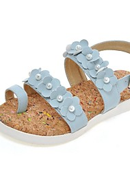 Women's Shoes Platform Wedges / Gladiator Sandals Office & Career / Dress / Casual Black / Blue / Pink / White