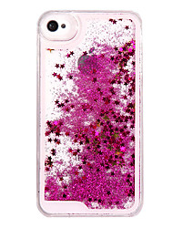 Flowing liquid Stars Back Cover Case for iPhone 5/5s