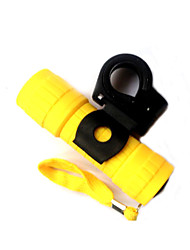 LED Flashlights/Torch / Bike Lights / Front Bike Light LED - Cycling Easy Carrying AAA 100 Lumens Battery Everyday Use / Cycling/Bike-