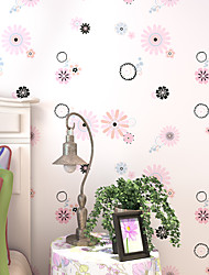 Contemporary Wallpaper Art Deco 3D Lovely Flowers Wallpaper Wall Covering Non-woven Fabric Wall Art