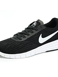 Sapatos Tênis Masculino Preto / Branco / Preto e Branco Tecido