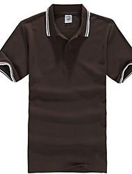Extérieur Homme T-shirt Camping & Randonnée / Escalade / Sport de détente / Cyclisme/Vélo / Course Respirable / mèche / Anti-transpiration