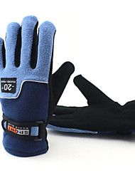 XINTOWN Unisex Sport Mittens Breathable / High Breathability (>15,001g) / Wearable / Windproof / Wicking /WarmRed /