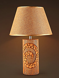 Modern Wedding Decoration Table Lamp For Living Room Bedroom Cafe Bar Study Room; Boutique Fabric Ceramic Bedside Lamp