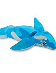 """Intex Lil 'кит-ездить на 60 """"х 45"""" (или 1,52 х 1.14m) для детей в возрасте 3+"""