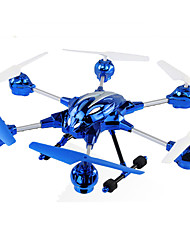 HuaJun 818 Drone 4.5 Channels RC Drone Built in HD Camera Metal Cool Body 3D Flip 6 Axis Gyro