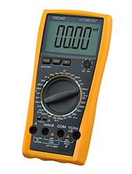 vichy vc9806a + 200m (co) 1000 (v) 20 (a) professinal multimètres numériques