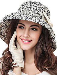 Women Cotton Sun Hat,VintageFacial Hydrating UV Cream / Cute / Party / Work / Casual Spring / Summer / Fall