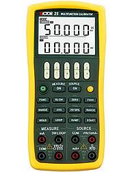 victor VC25 jaune pour calibrateur