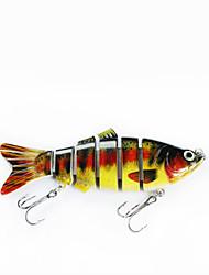 """1 pcs Isco Duro N/A 17.5 g/5/8 Onça,105 mm/4-1/16"""" polegada,Plástico DuroIsco de Arremesso / Outro / Pesca de Isco / Pesca Geral / Pesca"""