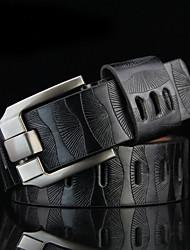 Masculino Vintage Trabalho Liga Cinto para a Cintura