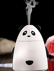 High Quality Aroma Diffuser Aromatherapy Air Purifier LED USB Pink Cartoon Bear Mute Humidifier for Home & Office & Car