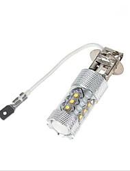 50W H3 1157 H8 H4 1156 H1 H6 H7 Lampe de Décoration 14 LED Haute Puissance 1200 lm Blanc Froid DC 12 DC 24 V 1 pièce