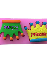 The Crown  Style Candy Fondant Cake Molds  For The Kitchen Baking Molds