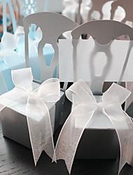 Geschenkboxen(Silver,Kartonpapier) -Nicht personalisiert-Hochzeit / Jubliläum