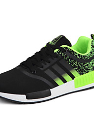 Men's Shoes NMD Casual Fabric Fashion Sneakers Blue / Green / Red / Orange