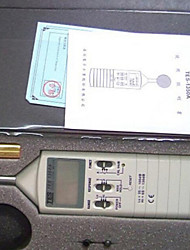 The original Taiwan Tai Shi TES-1350A digital noise meter digital sound level meter volume meter score Beckham