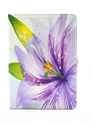personalidade pintado de couro pu definir verruma coldre shell aleta para AIR3 iPad / iPad Mini Pro
