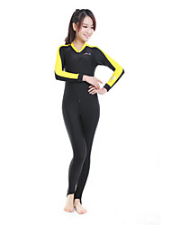 Piece Wetsuit sun Protection clothing Snorkeling Jellyfish Clothing