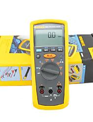 f1508 douve jaune pour la résistance d'isolation mégohmmètre