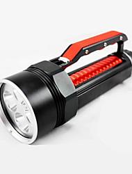 LED Flashlights/Torch / Lanterns & Tent Lights / HID Flashlights/Torch / Diving Flashlights/Torch Mode 8000 Lumens LumensAdjustable Focus