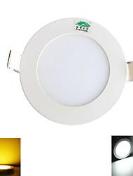 4W Потолочный светильник 20 SMD 2835 380 lumens lm Тёплый белый / Естественный белый Декоративная AC 85-265 V 1 шт.