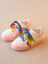 Childrens' Shoes Athletic / Casual Fabric Fashion Sneakers Yellow / Pink / Red