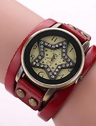 Woman's  Retro Pentagram Watch Cool Watches Unique Watches