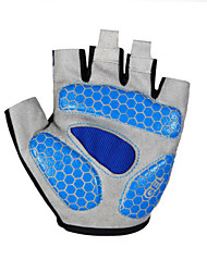 XINTOWN Unisex Sport Mittens Breathable / High Breathability (>15,001g) / Wearable / Wicking Red / Blue / Cycling/Bike