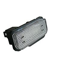 2pcs ben-z cls crs levou licença placa lâmpada 12v 14w levou com descodificador levou especial