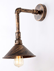 Retro Wall Sconces Mini Style Rustic Lodge Metal
